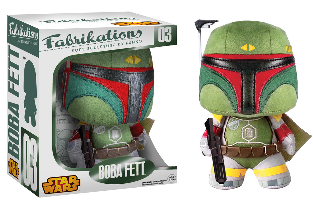 Funko Fabrikations Star Wars Boba Fett